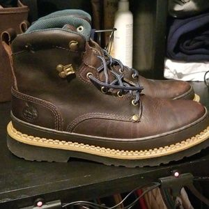 George Giant work boots